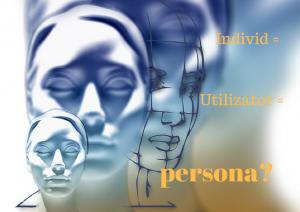 Utilizator, individ, persona.Internet