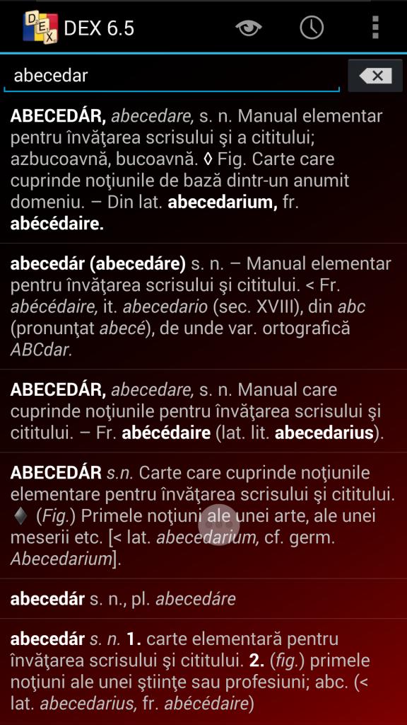Câteva instrumente online pentru limba română