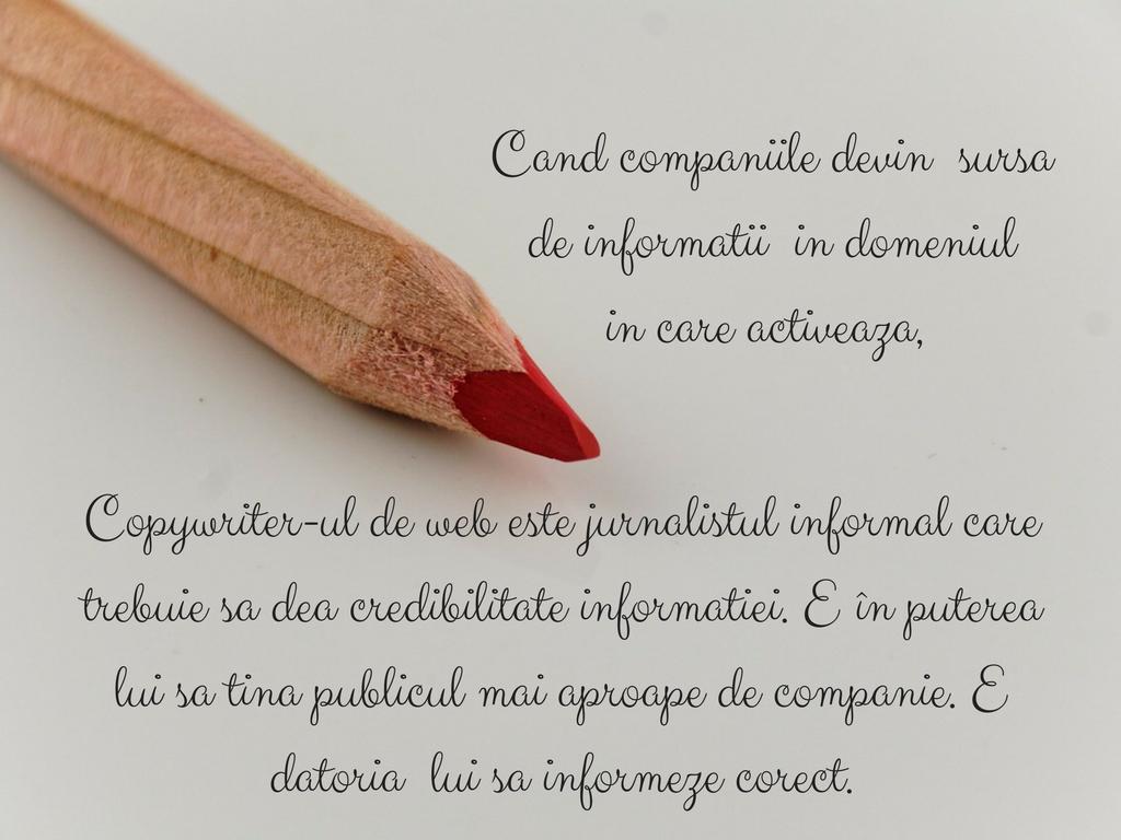 Convinge-ma cu un articol! despre menirea copywriterului