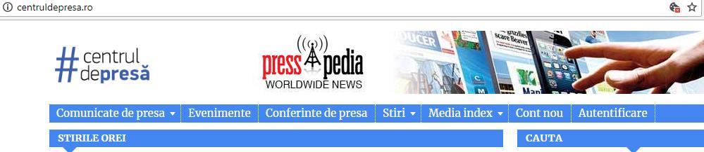 Centrul de presa - articole gratis